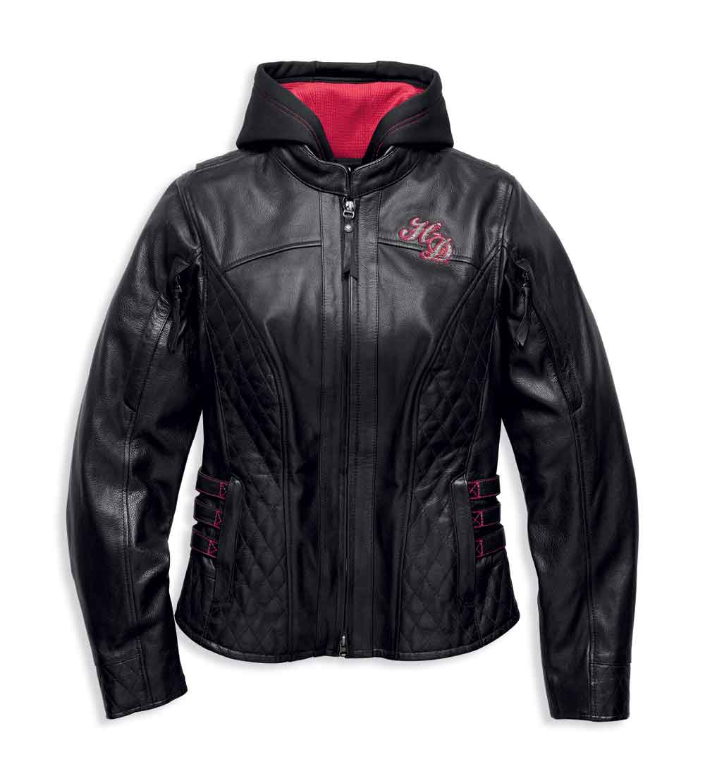Womens Core Leathers | Battle Creek Harley Davidson® Michigan